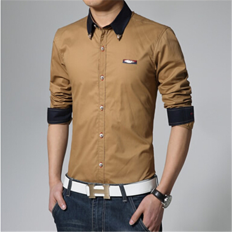 Dress shirts for men on sale pictures