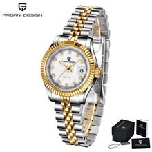 PAGANI дизайнерские женские часы, роскошные модные часы для женщин, водонепроницаемые кварцевые часы для женщин, модные повседневные часы relogio...(China)