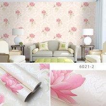 3d обои цветок стены панель естественное поле ПВХ водонепроницаемый самоклеющиеся обои для украшения спальни(Китай)
