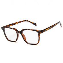 LONSY модные очки оправа для женщин и мужчин прозрачные линзы для близорукости оптические очки винтажная оправа для очков(China)