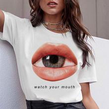 2020 мягкая Эстетическая Одежда для девочек, летняя одежда для женщин, Белый Топ хиппи, летний топ, уличная одежда для женщин, лето harajuku(China)
