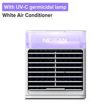UVC стерилизация мини портативный кондиционер увлажнитель воздуха охладитель воздуха личное пространство воздушное охлаждение USB Перезаря...(Китай)