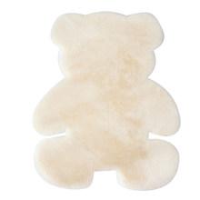 Мягкий плюшевый ковер с медведем для гостиной, нескользящий коврик для детской комнаты, коврик для спальни, водопоглощающий ковер, мохнатый...(Китай)