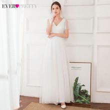 Платье для выпускного бала Ever Pretty EP07962, синее, с треугольным вырезом, длинное, Формальное, летнее, вечернее платье большого размера 2020(Китай)