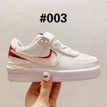 Nike Air Force 1 оригинальная обувь для скейтбординга для родителей и детей Детская обувь удобная мужская обувь спортивные кроссовки # CI0919(Китай)