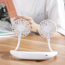 Портативный мини-вентилятор 2000 для спорта, с функцией громкой связи и подзарядки(Китай)