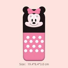 Kawaii милый силиконовый чехол для карандашей, школьные принадлежности, коробка для ручки, сумка для хранения канцелярских принадлежностей, к...(Китай)