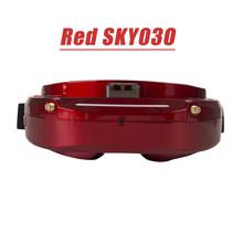 Skyzone SKY03O светодиодный/SKY03S/SKY02C/SKY02X 5,8 ГГц очки FPV с 48-канальным разнообразием для радиоуправляемых дронов Accs OSD DVR HDMI и головных вентиляторов, с...(Китай)