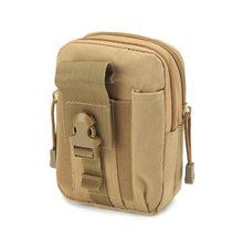 Поясная сумка для мужчин и женщин, тактическая поясная сумка в стиле милитари для мужчин и женщин(Китай)