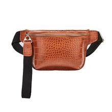 Поясная Сумка для женщин, нагрудная сумка из искусственной кожи, поясная сумка для телефона, нагрудная сумка, женская сумка с широким ремнем...(Китай)