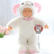 Кукла-реборн Kawaii, куклы для девочек, милая плюшевая игрушка, мягкая кукла, ПВХ, высокое качество, куклы для маленькой девочки, декор для комна...(Китай)