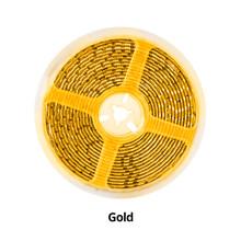 Светодиодная лента, светодиодный диодный светильник, подсветка 12В 5м 600 светодиодный 5054 IP68 Водонепроницаемый белый теплый белый цветной дом...(Китай)