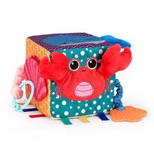 Игрушки для новорожденных детей Развивающие детские мягкие плюшевые игрушки мобильные погремушки игрушки Детские Слоники укладки детские...(Китай)
