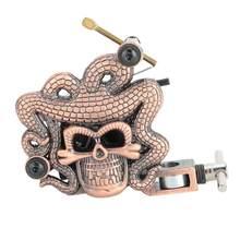 Микроблейдинг шейдер тату машина сплав ручной пистолет для тату шейдер лайнер обертывание катушки машина Татуировка источник питания пост...(Китай)