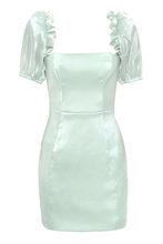 Блок питания PB 2020 Летние горячее предложение Мода Squard дизайн воротника с короткими рукавами, шифоновая блузка с короткими рукавами Рубашка ...(Китай)