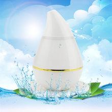 250 мл Usb увлажнитель воздуха очиститель Арома-диффузор пар со светодиодной лампой 7 цветов ультразвуковой Ароматерапевтический диффузор ту...(Китай)