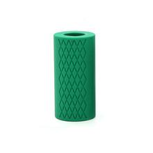 1 шт. гантели штанги ручки для штанги силиконовая противоскользящая защита для тяжелой атлетики гири жировые ручки для тренажерного зала(China)