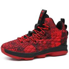 Высокие мужские баскетбольные кроссовки Jordans, амортизирующие кроссовки для баскетбола, противоскользящие мужские кроссовки, дышащие баске...(Китай)