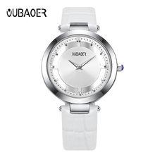 2019 OUBAOER модные современные женские наручные часы кварцевые часы женские высококачественные повседневные наручные часы для женщин Montre Femme(Китай)