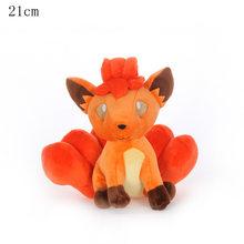 8 дюймовая плюшевая кукла клеффа чармандер венусаур сломбро вулпикс Psyduck Jigglypuff Squirtle polywhirl Ditto Snorlax Evee подарок ребенку(Китай)