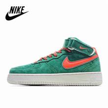 Nike Stranger Things x AIR Force 1, мужская спортивная обувь средней высоты с высоким берцем, Размер 40-45, для мужчин, размер 40-45()