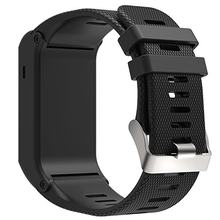 Спортивный силиконовый ремешок для Garmin Vivoactive HR, браслет на запястье, мужские и женские спортивные часы, браслет для Garmin Vivoactive HR(Китай)