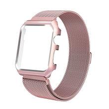 Миланская петля + металлическая рамка для Apple Watch 38 мм 42 мм 40 мм 44 мм серия 5 4 браслет из нержавеющей стали для iWatch 3 2(Китай)