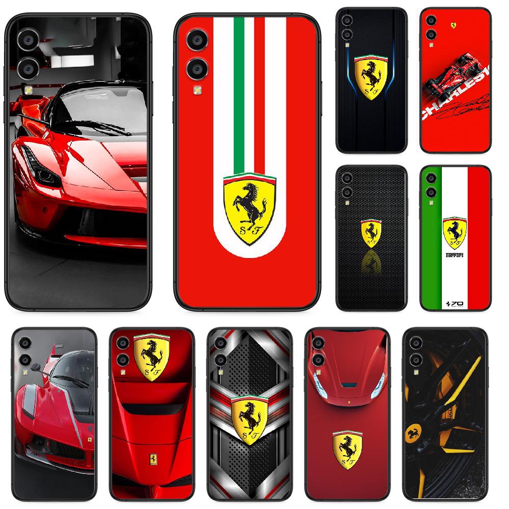 Super Run Car Ferrari Phone Case For Huawei Honor 10 10i 20 6a 7a 7c 8 8a 8x 9 9x Play View 20 Lite Pro Black Hoesjes Painting Phone Case Covers Aliexpress