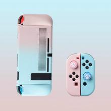 Жесткий защитный чехол Joy Con для Nintendo Switch, игровой консоли, Жесткий Чехол для NS Switch(Китай)
