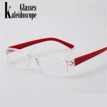 Линзы из смолы для мужчин и женщин, очки для чтения, ультралегкие очки для бровей, очки для дальнозоркости, Анти-усталость, линзы для дальноз...(Китай)