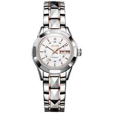 Японские Женские часы MIYOTA, классические модные сапфировые автоматические часы, женские механические наручные часы, бесплатная доставка(Китай)