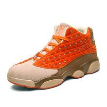 Мужская Баскетбольная обувь, Профессиональные уличные удобные АМОРТИЗИРУЮЩИЕ НЕСКОЛЬЗЯЩИЕ высокие баскетбольные кроссовки 2020, горячая ра...(Китай)
