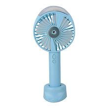 Портативный ручной мини-вентилятор для дома перезаряжаемый портативный кондиционер Настольный usb-вентилятор летний маленький офисный ули...(Китай)