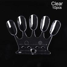 100 шт./кор. мелкие накладные ногти ультратонкие без следов C arc УФ-Гель-лак для ногтей профессиональные инструменты для наращивания ногтей(Китай)