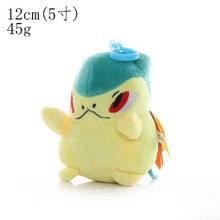 Горячие pokemon Eevee плюшевые куклы 10-14 см Glaceon Leafeon Umbreon Espeon Jolteon vaporion Flareon Evee игрушка сильвеон для детей(Китай)