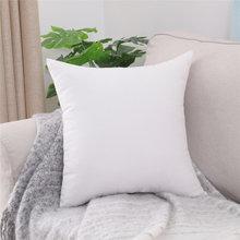 Модная Наволочка на заказ замшевый чистый цвет подушка на стул наволочка для дивана домашний Декор 45x45 см 40/50/60/70 подарок(Китай)