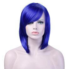 Свободные волнистые синтетические парики для черных женщин косплей парик светлые волосы для человеческих вечеринок головной убор синтети...(Китай)