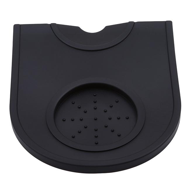 Новый S/M силиконовый коврик для кофе, подставка для эспрессо, подставка, нескользящий гибкий угловой коврик, бариста, инструменты для домашн...(Китай)
