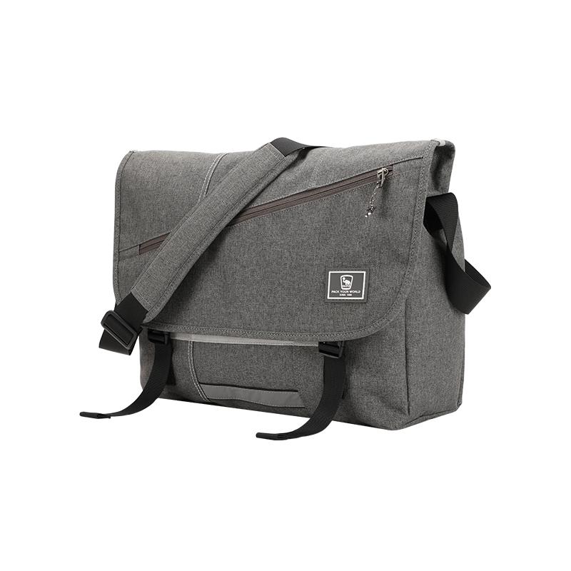 OIWAS, сумка-мессенджер, сумка для отдыха, холст, 15 дюймов, портфель на плечо для ноутбука, сумка через плечо для мужчин, женщин, подростков(Китай)