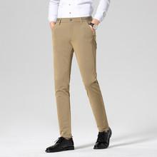 Британский стиль, костюм, брюки, мужская мода 2020, весеннее платье, Мужские штаны, приталенные, деловой стиль, официальная одежда, Свадебные б...(Китай)
