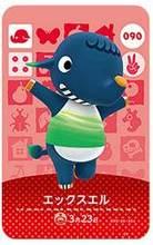 Карточка для скрещивания животных Amiibo на английском языке (от 081 до 120), совместимая с nfc картами(Китай)