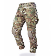 Gen2 наружные многофункциональные тактические камуфляжные Униформа боевые брюки- (MCBK) XXL(Китай)