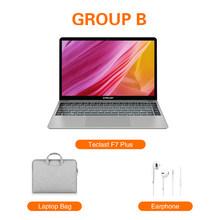 Teclast F7 Plus ноутбук 14 дюймов 8 ГБ ОЗУ 256 ГБ SSD Windows 10 Intel Gemini Lake N4100 четырехъядерный 1920x1080 ультратонкий ноутбук(Китай)