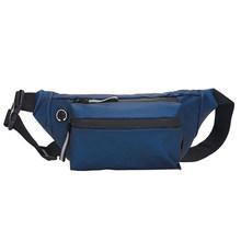 Водонепроницаемая Женская поясная сумка, поясная сумка, модная нагрудная сумка, открытая сумка через плечо, большая вместительность, унисе...(Китай)