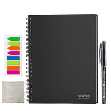 NEWYES A5 умный многоразовый стираемый кожаный блокнот, бумажный блокнот, дневник, Дневник для офиса, школы, путешественников, подарок для рисов...(Китай)