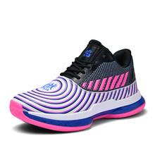 Мужские кроссовки, кроссовки для баскетбола, дышащие кроссовки с высоким берцем(Китай)