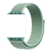 Нейлоновый ремешок для часов apple watch, спортивный тканевый браслет 44 мм 42 мм, 40 мм 38 мм, iwatch 5/4/3/2, ремешок для часов(Китай)