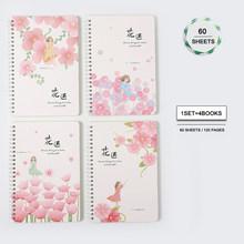 2020 2021 записная книжка A5 журнал Средний ежедневный еженедельник книга управление временем школа планирования Канцтовары подарок(Китай)