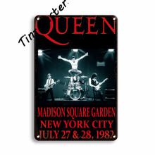 Металлический постер Guns N Roses, оловянный знак, винтажный Blink-182 NIRVANA, металлическая табличка, знак, мужская пещера, декоративные тарелки, украш...(Китай)