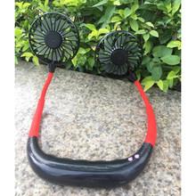 Портативный мини-вентилятор USB, перезаряжаемый мини-вентилятор для спорта, настольный Usb-вентилятор для рук, вентилятор для кондиционера(Китай)